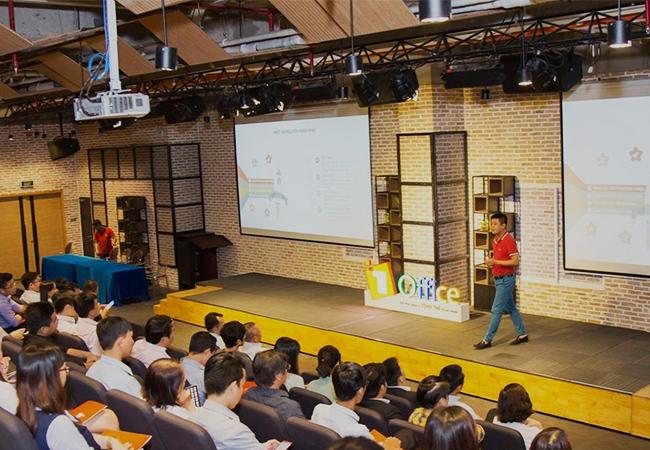 Toàn cảnh sự kiện ra mắt 1Office tại Sài Gòn