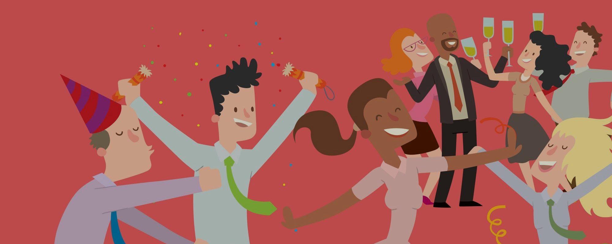 Bí quyết tổ chức tiệc Year End Party hoành tráng