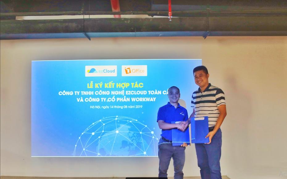 Ezcloud & 1Office: Khi công nghệ hỗ trợ công nghệ