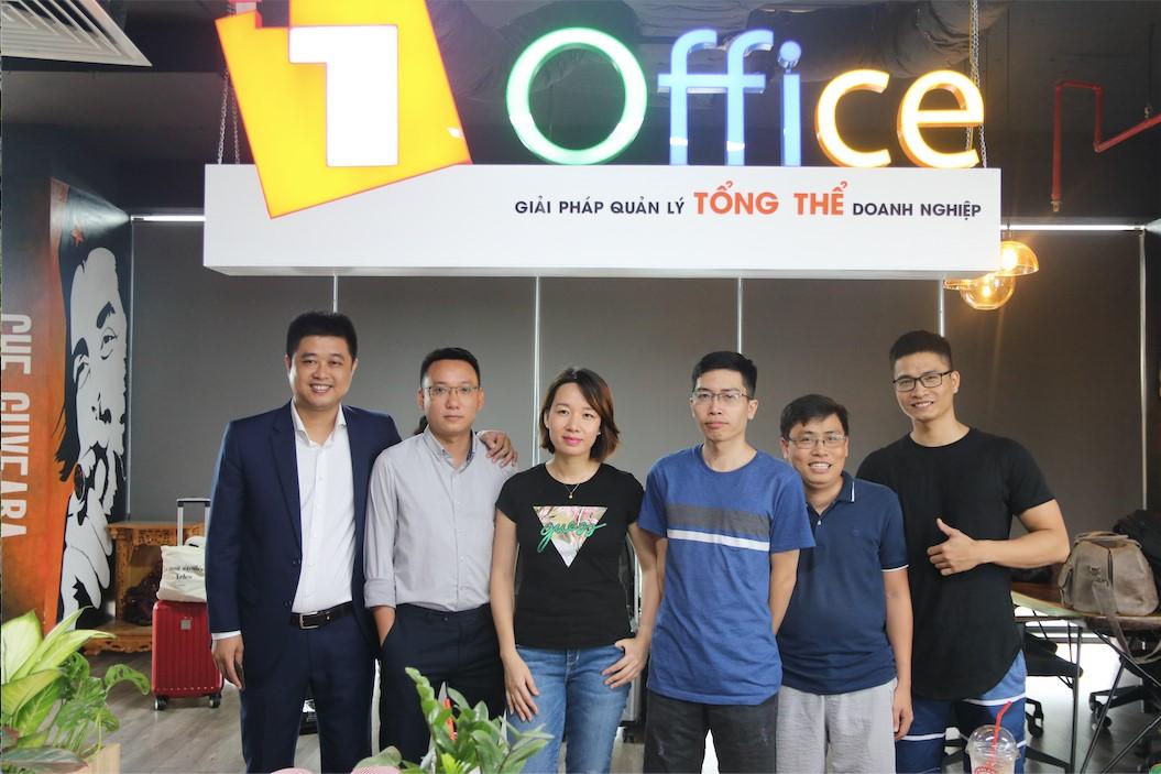 1Office: Chặng đường 4 năm từ lính mới cho tới nhân tố chủ chốt của làng công nghệ Việt Nam