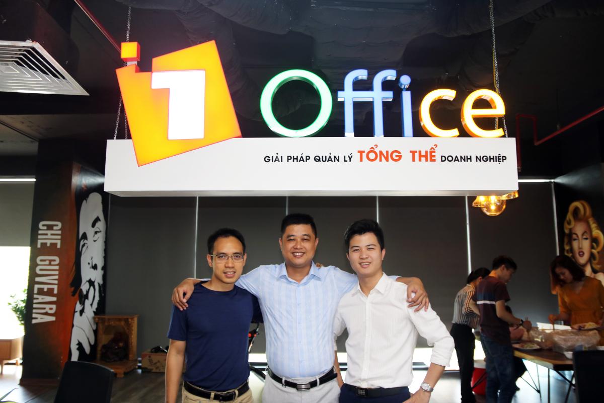 """1Office – TopCV – JobsGo : HỢP TÁC """"NÂNG CẤP"""" THỜI ĐẠI CHUYỂN ĐỔI SỐ !"""