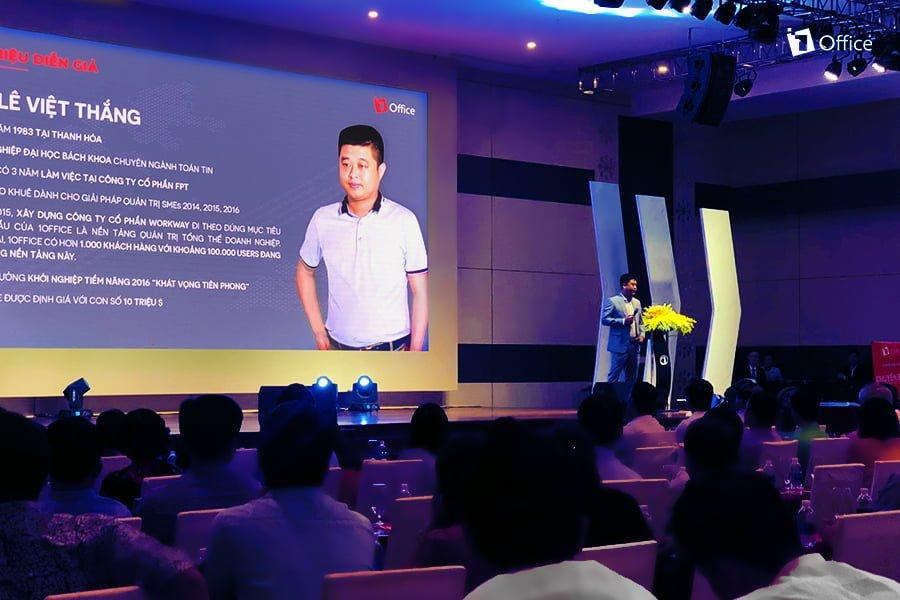 """Diễn giả Lê Việt Thắng chỉ ra """"Phương thức chuyển đổi số hiệu quả cho các doanh nghiệp"""