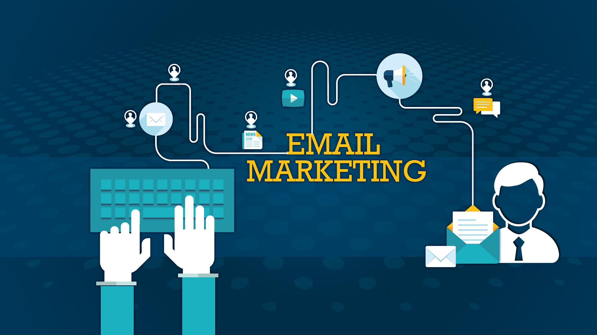 Email Marketing cũng là một kênh bán hàng và chăm sóc khách hàng của doanh nghiệp