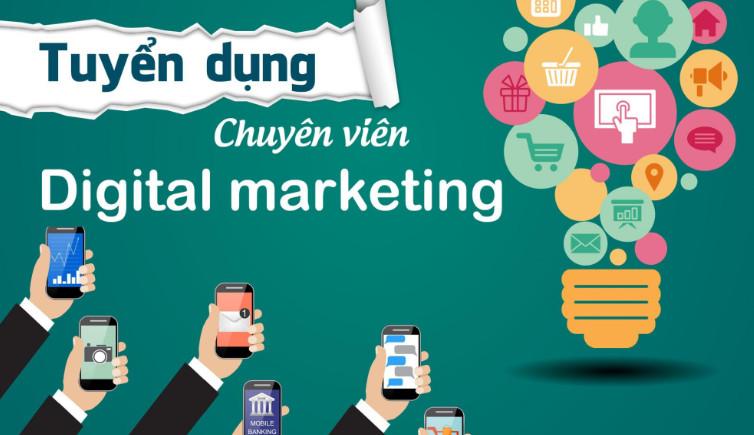Mẫu mô tả công việc Chuyên viên Digital Marketing gồm nội dung gì?