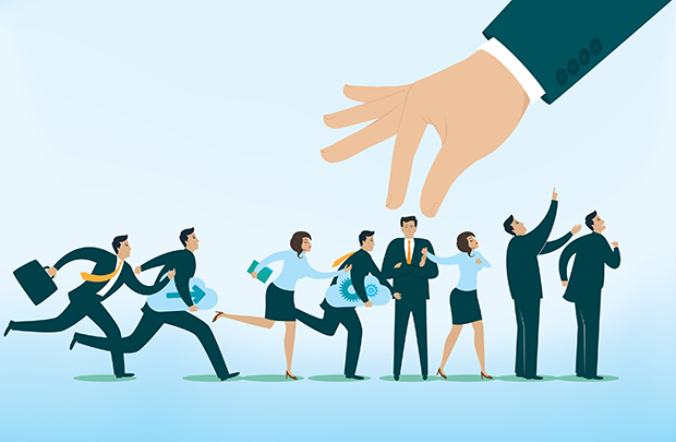 Có thể bổ sung nhân sự khi công ty phải tìm nguồn lực từ bên ngoài