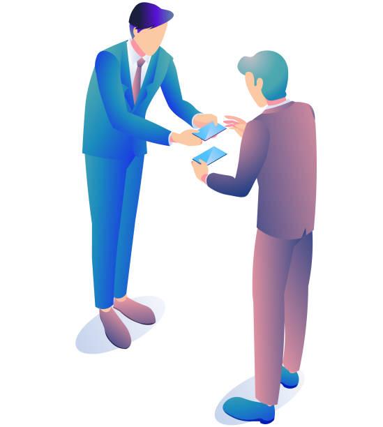 Trao đổi danh thiếp là văn hóa doanh nghiệp quan trọng của người Nhật