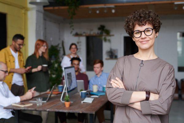 Môi trường làm việc chuyên nghiệp sẽ giúp nhân viên chủ động phát huy năng lực