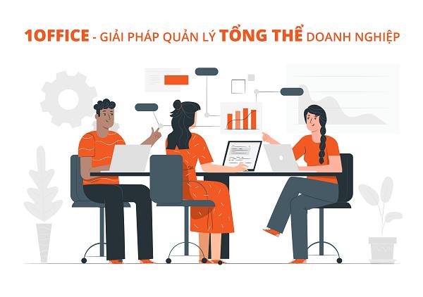 1Office - Giải pháp quản lý TỔNG THỂ doanh nghiệp