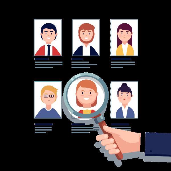 Hãy lưu giữ thông tin về các ứng viên tiềm năng cho tương lai