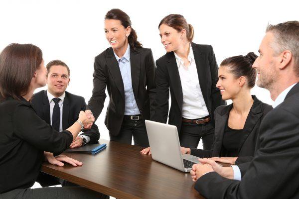Nhân viên hài lòng với công việc giúp doanh nghiệp phát triển