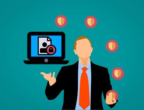 Tính năng bảo mật thông tin luôn được quan tâm trong doanh nghiệp
