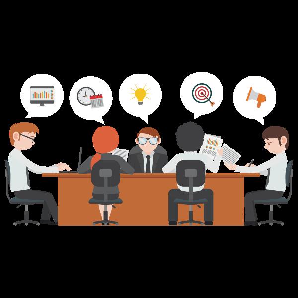 Tương tác và thảo luận dễ dàng qua tính năng Workplace của 1Office