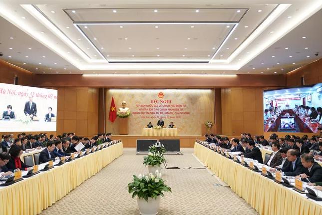 1OFFICE báo cáo với Thủ tướng về giải pháp chuyển đổi số cho Doanh nghiệp