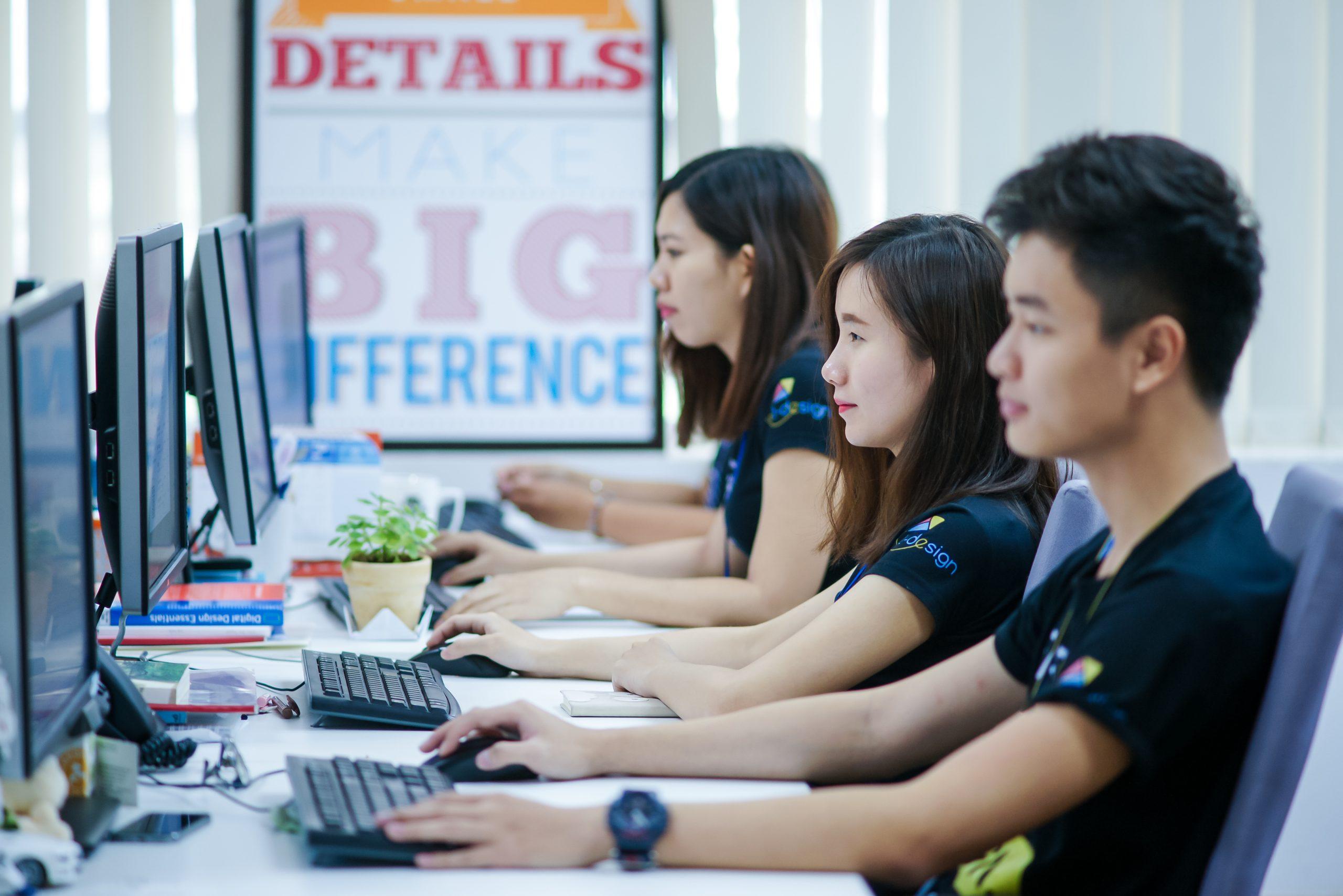 Năm 2021, Việt Nam sẽ có hơn 500.000 người lao động làm việc trong lĩnh vực IT System
