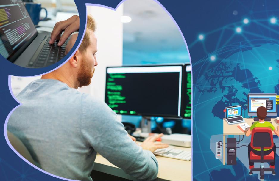 Mẫu đánh giá KPI của nhân viên IT System có thể xây dựng qua mô tả công việc