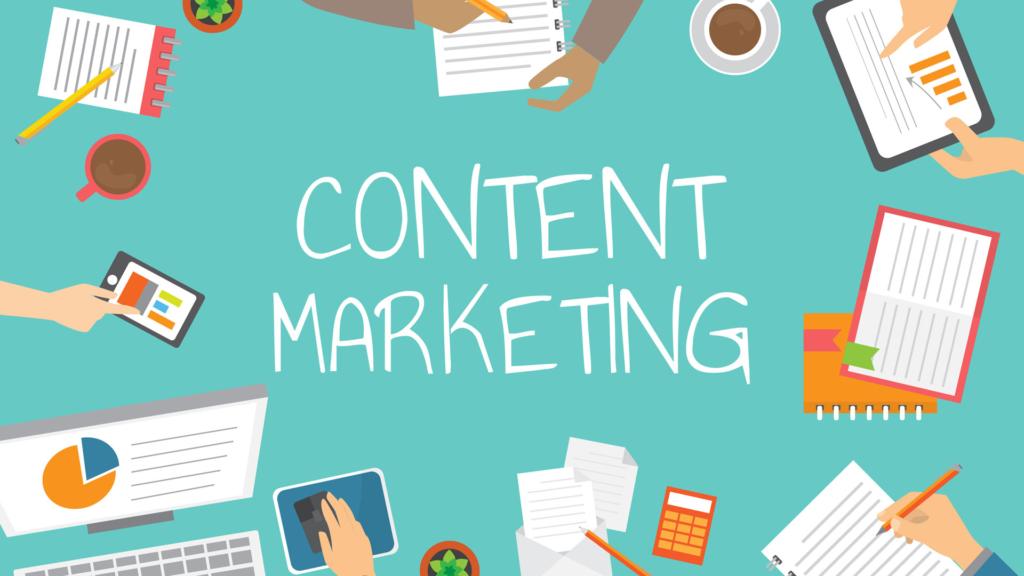 Nhân viên Content Marketing làm công việc gì?