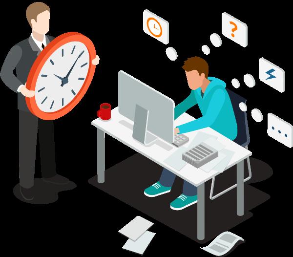 Không tối ưu thời gian là lý do nhân sự khó vượt mức KPI tuyển dụng