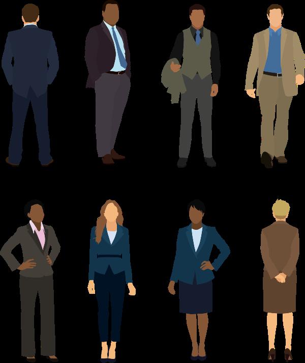 Mỗi doanh nghiệp có quy chế, quy định riêng về trang phục, đầu tóc, v.v.