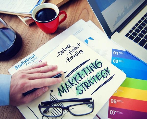 quá trình marketing trong doanh nghiệp