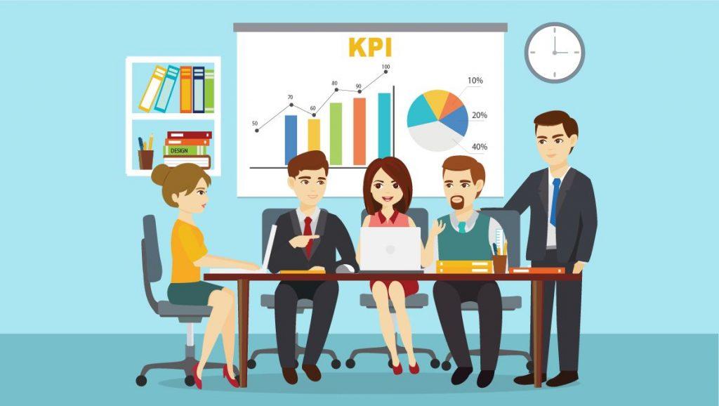 Dựa vào điểm chung trong quy trình mà bạn có thể tạo KPI phù hợp