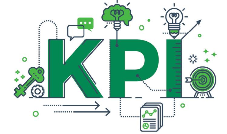 KPI cần rõ ràng, cụ thể để đánh giá được hiệu quả trong một chiến dịch marketing