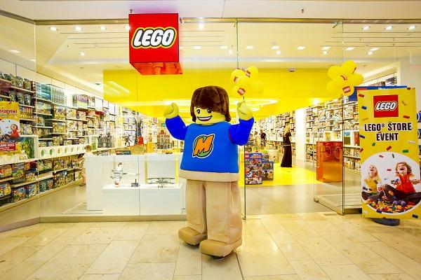LEGO đã đạt được nhiều thành công nhờ chuyển đổi số