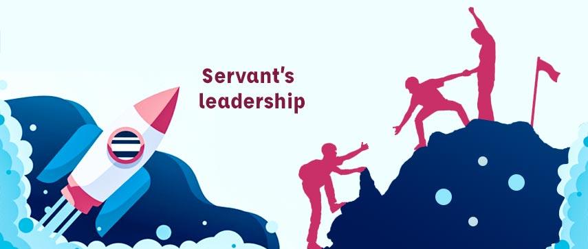 Servant leadership – Lãnh đạo đầy tớ đem lại lợi ích gì cho doanh nghiệp?