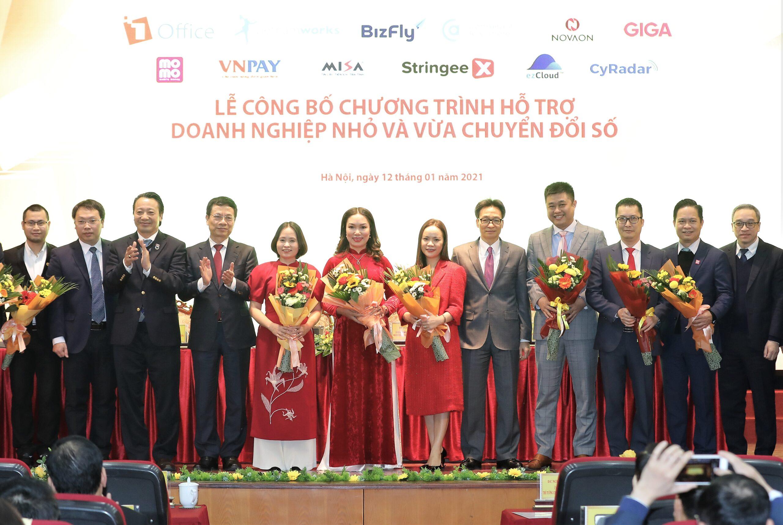 """1Office là Nền tảng quản trị tổng thể doanh nghiệp số xuất sắc nhất """"Make in Việt Nam"""""""