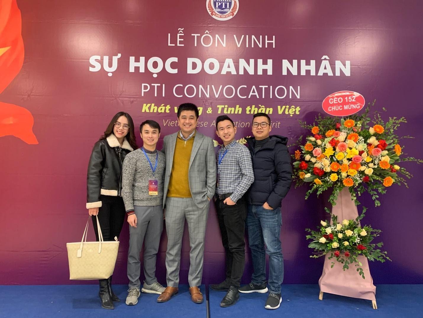 1Office đồng hành cùng Lễ Tôn vinh sự học Doanh nhân: Khát vọng và Tinh thần Việt