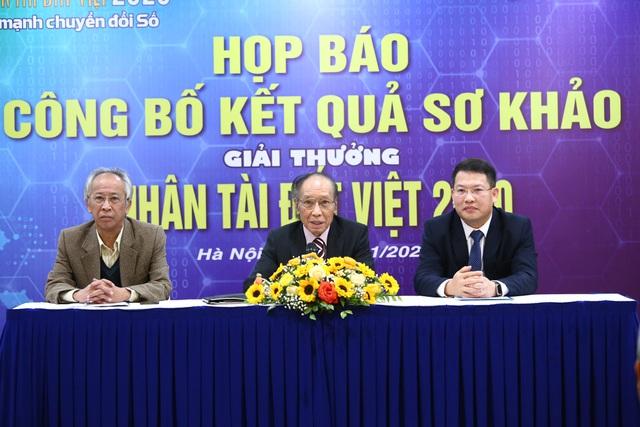 1Office vào vòng Chung khảo Nhân tài Đất Việt 2020