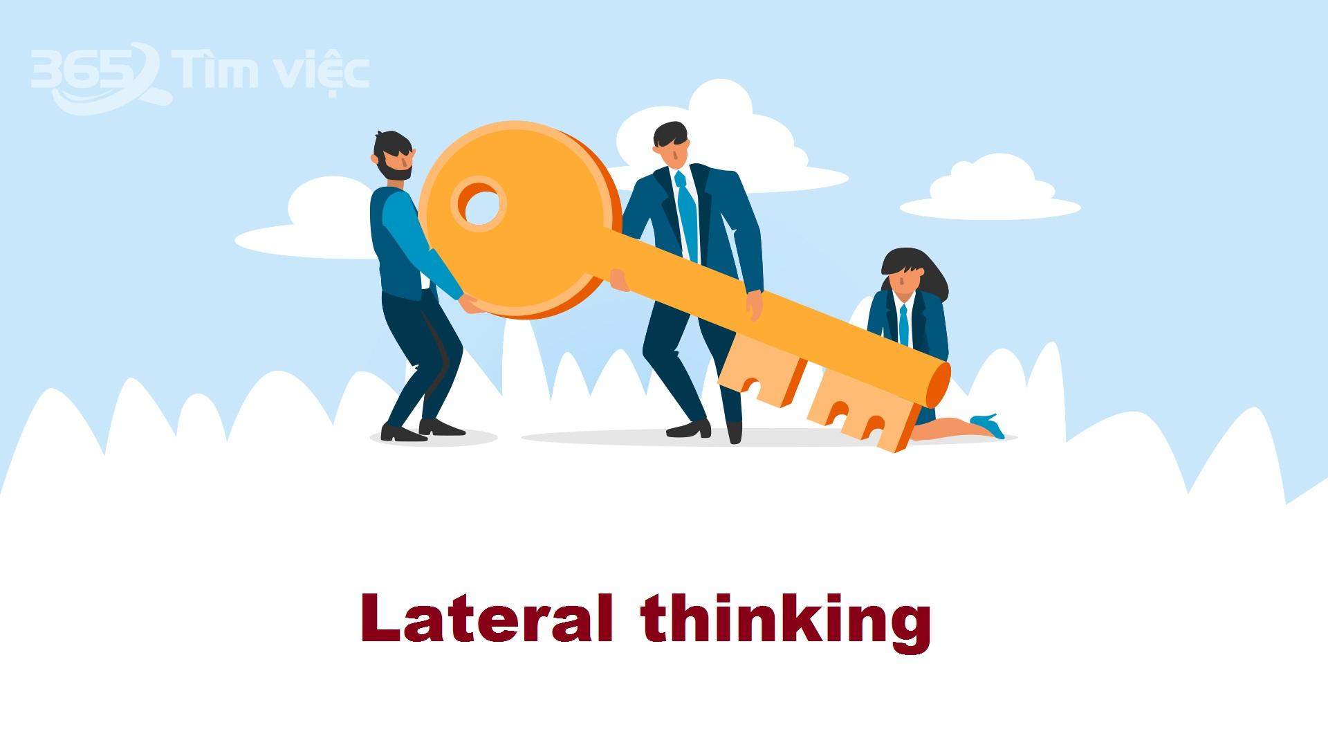 Lateral Thinking – Phương pháp tư duy giúp bạn luôn sáng tạo!