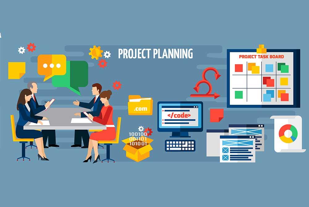 quản lý dự án