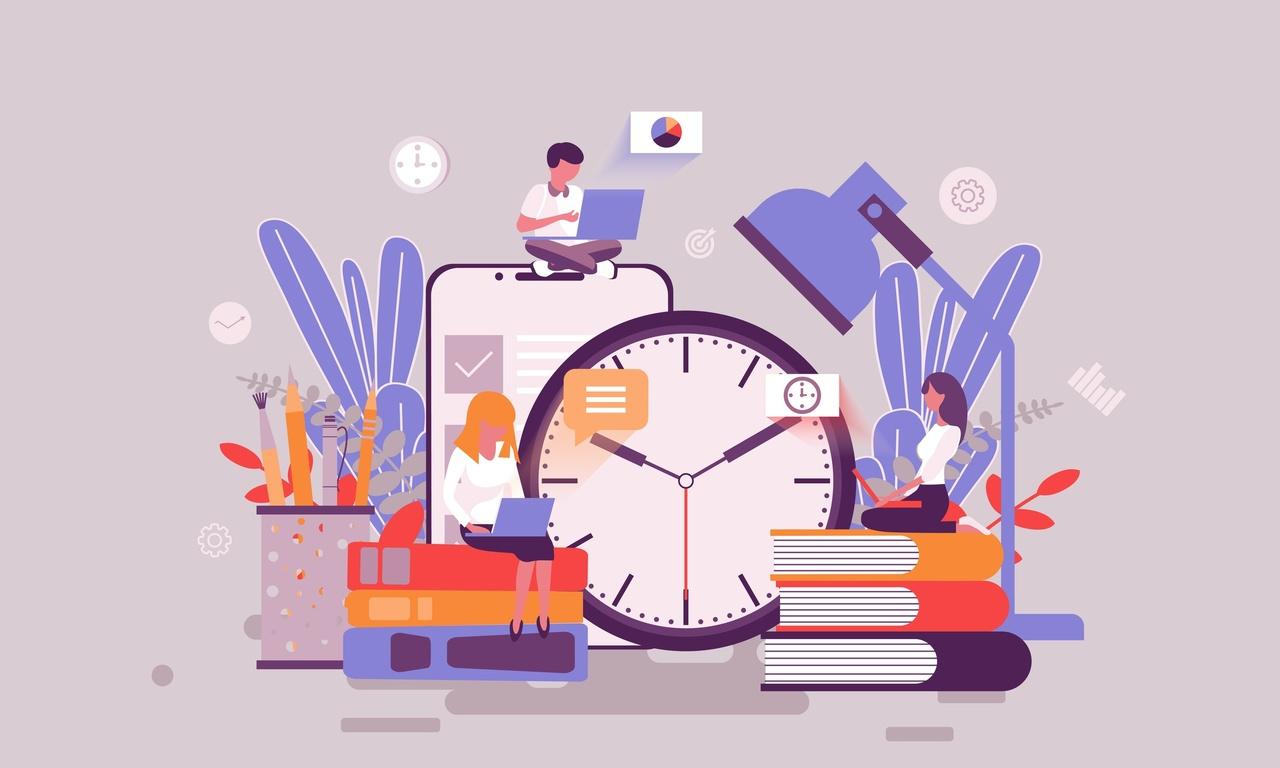 7 tips giúp bạn quản lý thời gian hiệu quả trong công việc!