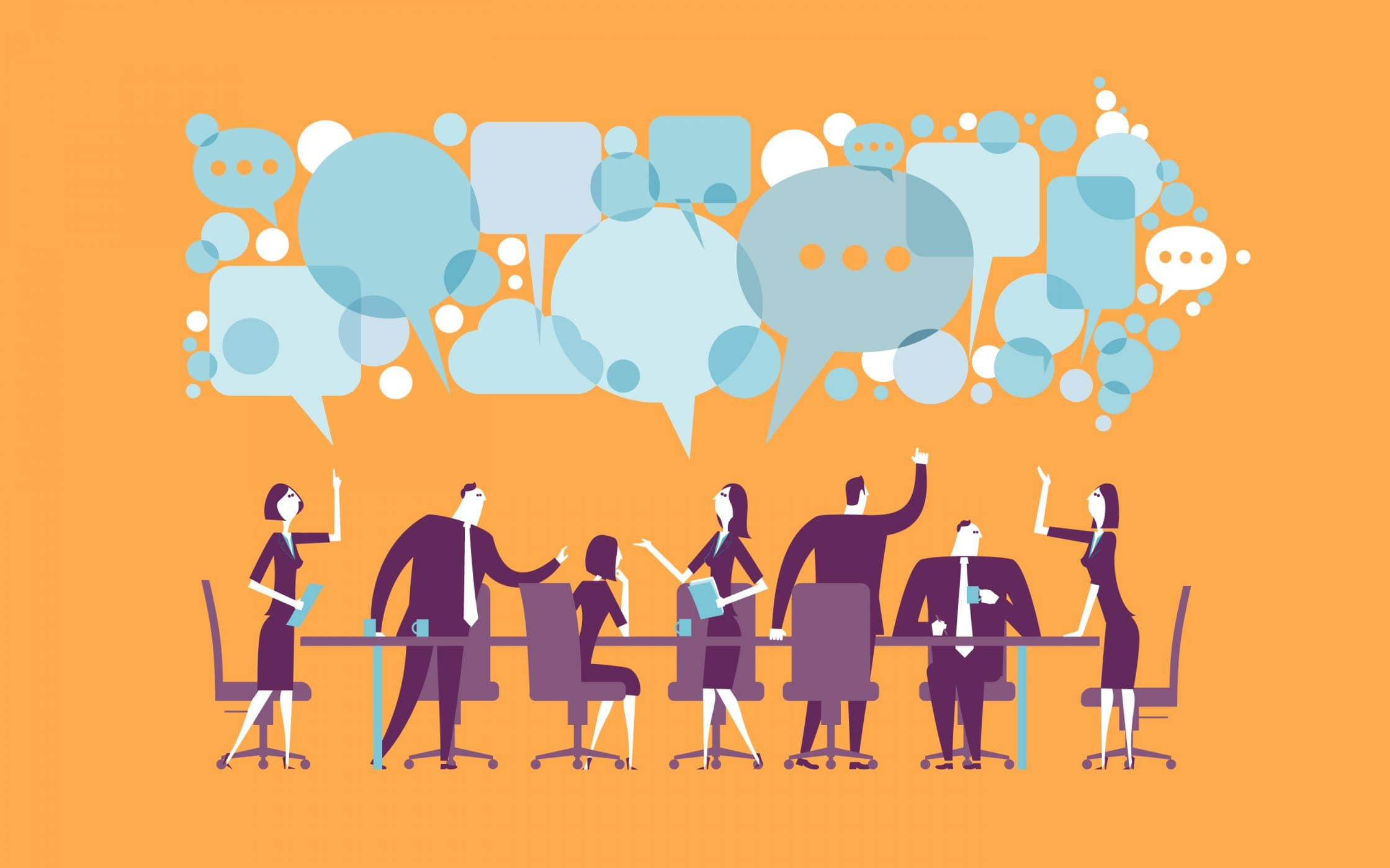 Truyền thông nội bộ là gì? Bí quyết xây dựng truyền thông nội bộ hiệu quả!