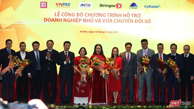 50.000 doanh nghiệp vừa và nhỏ được hỗ trợ chuyển đổi số bằng nền tảng Make in Vietnam