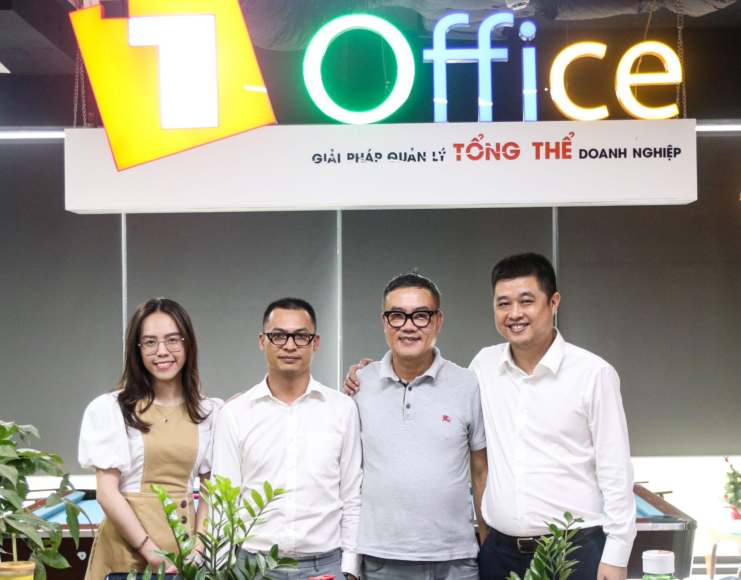 Dr.SMEs và 1Office song hành cùng SMEs trên con đường chuyển đổi số toàn diện