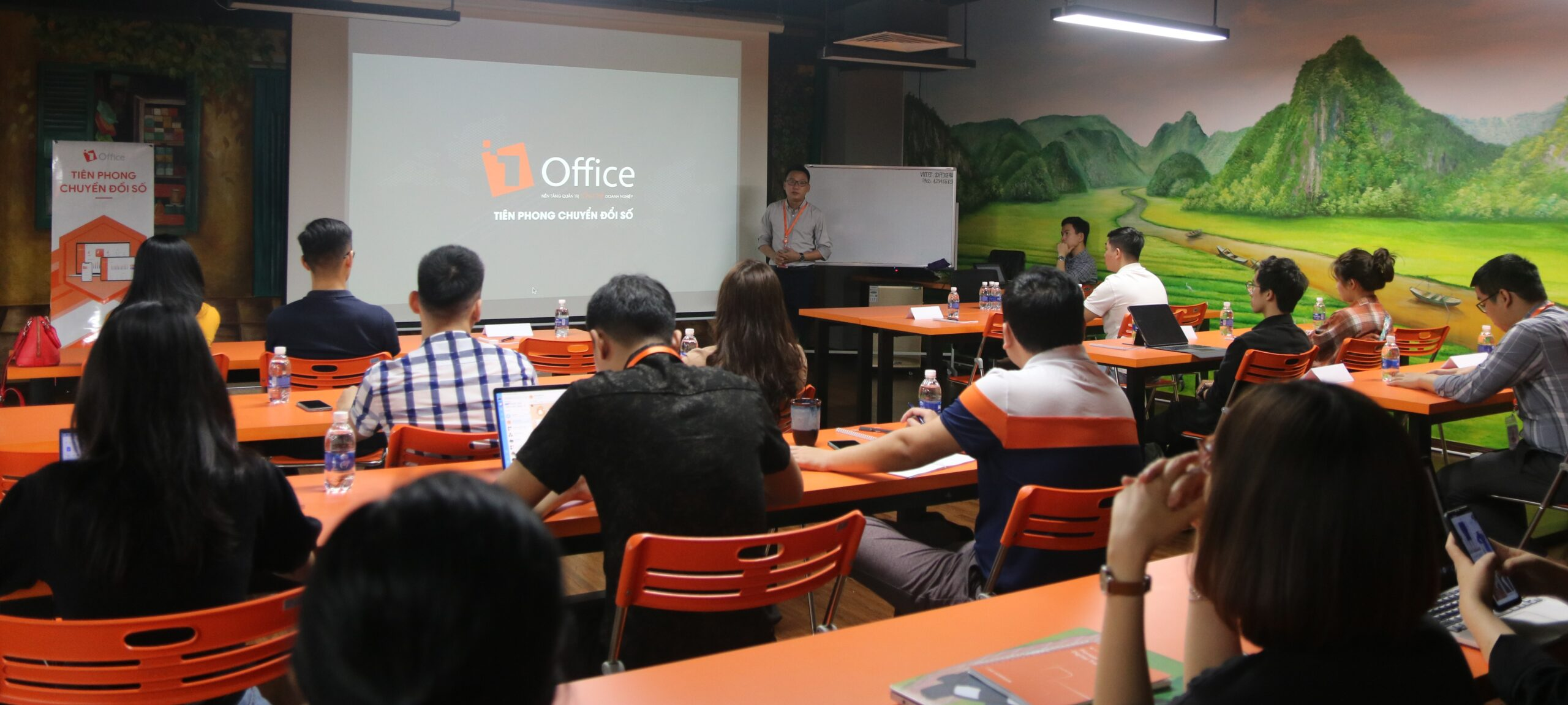 Ứng dụng 1Office trong chuyển đổi số doanh nghiệp