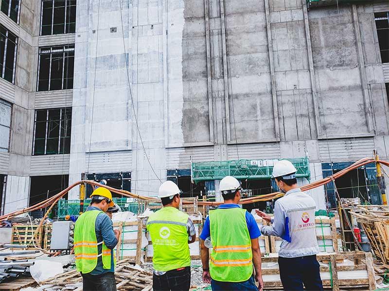 Nền tảng quản lý tiến độ thi công xây dựng công trình