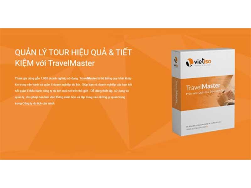 Phần mềm Travel Master