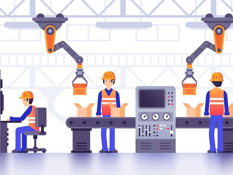 Tổng quan về Quản lý quy trình ngành Sản xuất dễ hiểu nhất