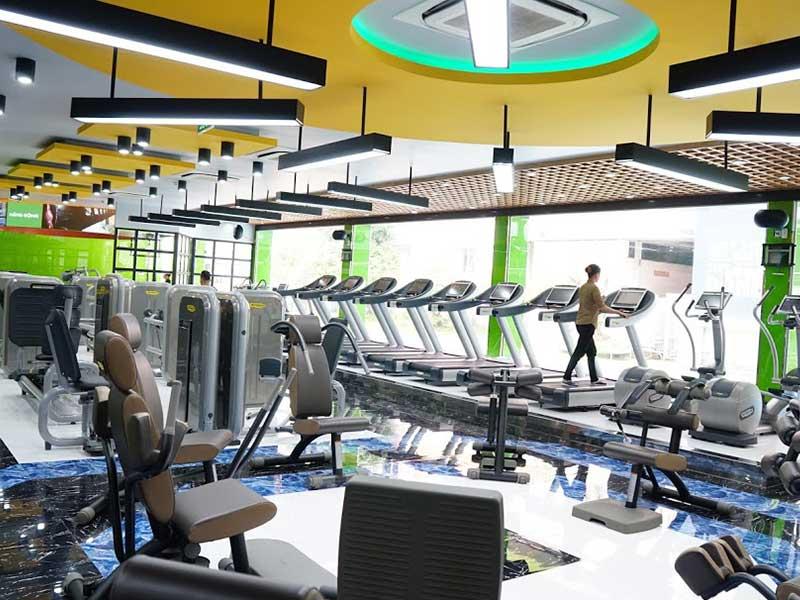 Công việc quản lý phòng gym đa dạng: từ quản lý thiết bị tới học viên, lớp học ...
