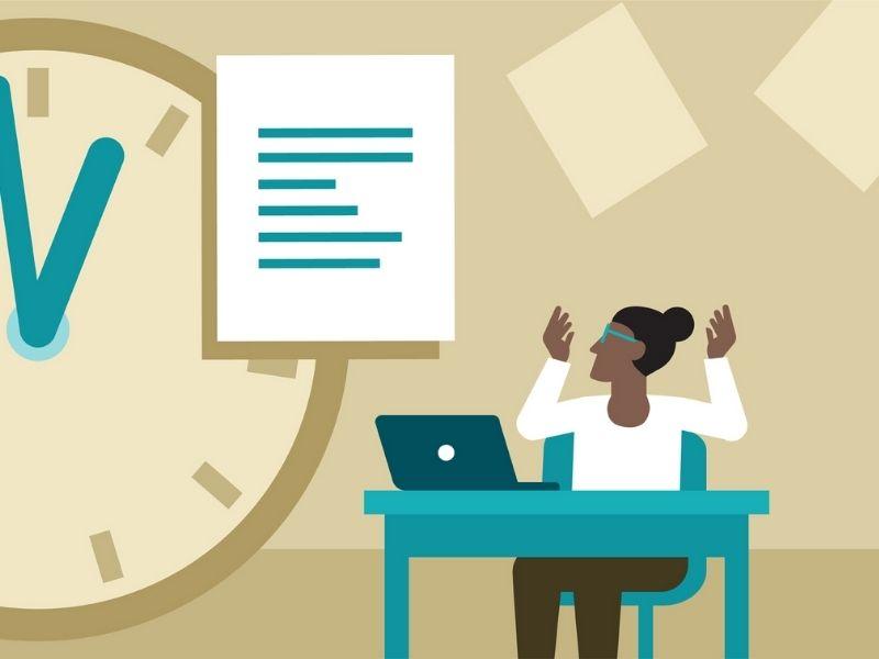 Tổng hợp mẫy quy trình bàn giao công việc Excel chuẩ