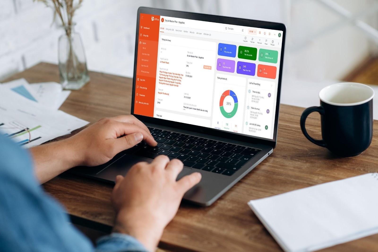 Quản trị doanh nghiệp thời dịch với phần mềm 'Make in Vietnam'
