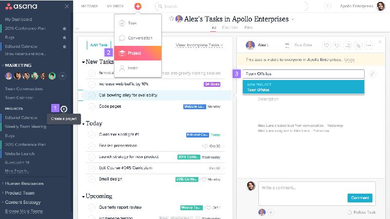 app quản lý công việc 2021
