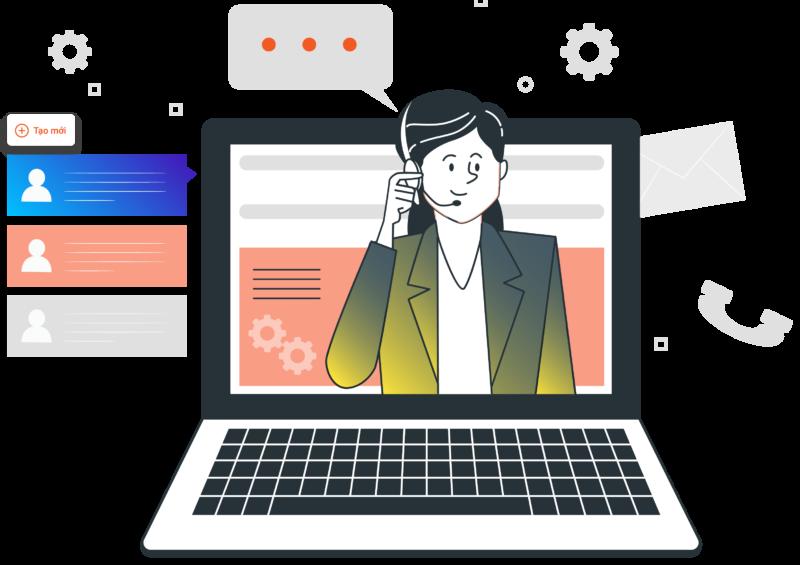 Phần mềm quản lý quan hệ khách hàng tự động