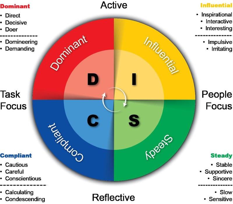nhóm người disc